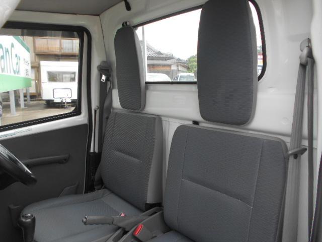 VX-SE 4WDHi-LO切り替え付き 三方開 作業灯 エアコン パワーステアリング MT5速(17枚目)