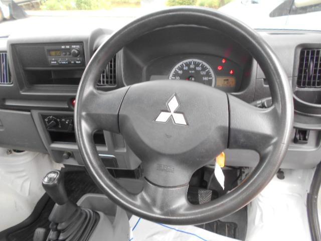 VX-SE 4WDHi-LO切り替え付き 三方開 作業灯 エアコン パワーステアリング MT5速(22枚目)