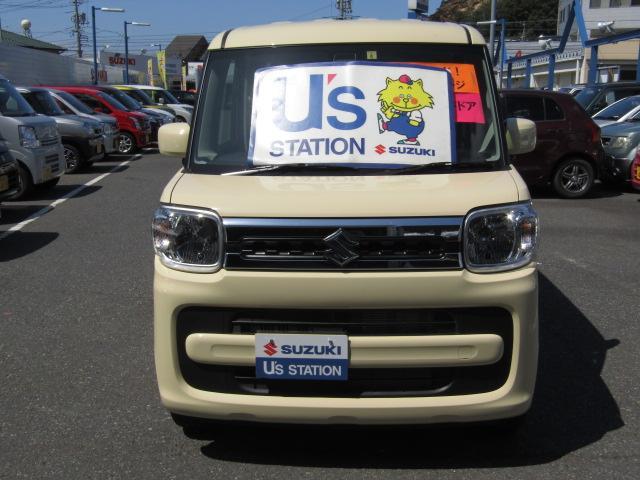 「スズキ」「スペーシア」「コンパクトカー」「鳥取県」の中古車3