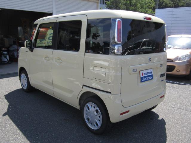 「スズキ」「スペーシア」「コンパクトカー」「鳥取県」の中古車6