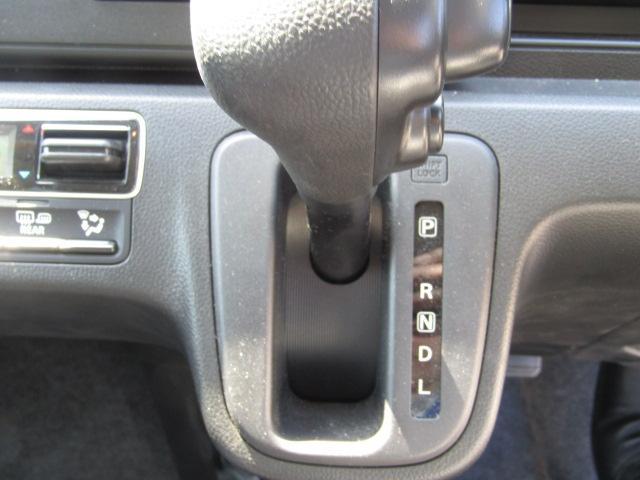 CVT(無段階変速)を搭載。変速ショックが無く加速がとってもスムーズです!エンジン負荷を抑えて、低燃費を実現しています