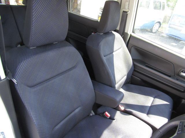長距離ドライブには欠かせない!腕を休めるのにとても便利なアームレスト付きです。