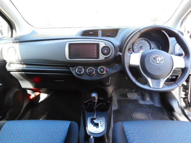 トヨタ ヴィッツ RS Cパッケージ モデリスタエアロ