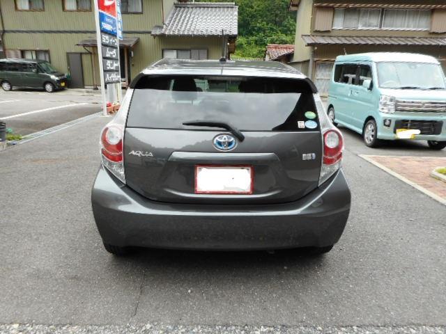 「トヨタ」「アクア」「コンパクトカー」「岐阜県」の中古車18