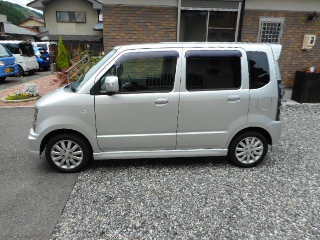 「スズキ」「ワゴンR」「コンパクトカー」「岐阜県」の中古車5