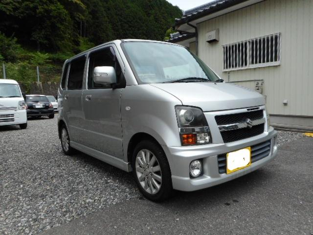 「スズキ」「ワゴンR」「コンパクトカー」「岐阜県」の中古車6