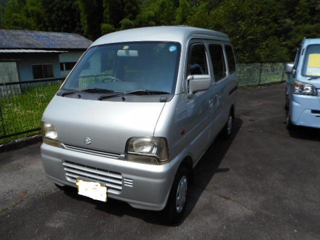 「スズキ」「エブリイ」「コンパクトカー」「岐阜県」の中古車5