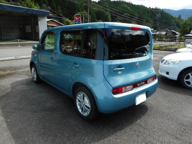 「日産」「キューブ」「ミニバン・ワンボックス」「岐阜県」の中古車9