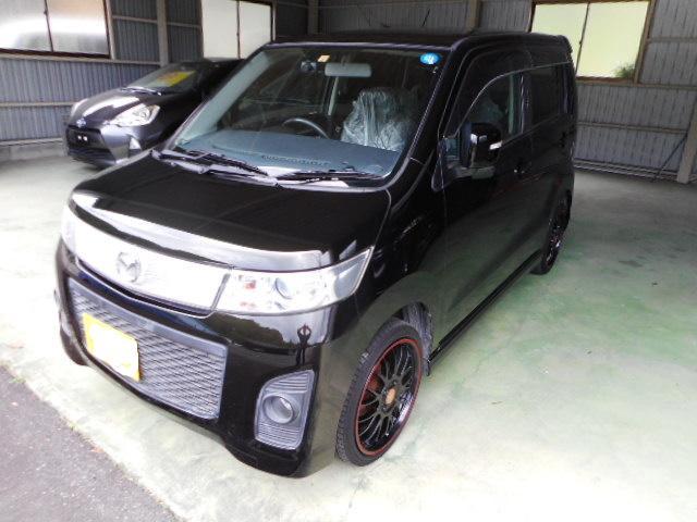 「マツダ」「AZ-ワゴン」「コンパクトカー」「岐阜県」の中古車7