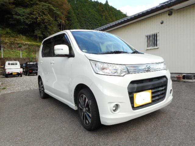 「スズキ」「ワゴンRスティングレー」「コンパクトカー」「岐阜県」の中古車6