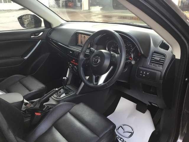 マツダ CX-5 20S Lパッケージ 4WD ケンウッドナビ 自社下取