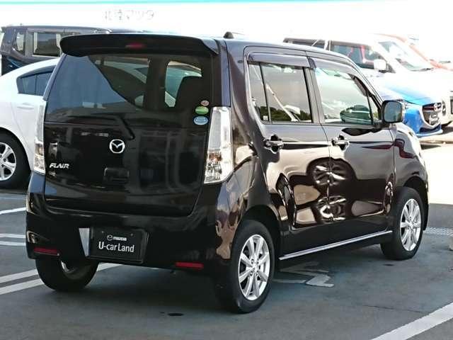 「マツダ」「フレアカスタムスタイル」「コンパクトカー」「富山県」の中古車2