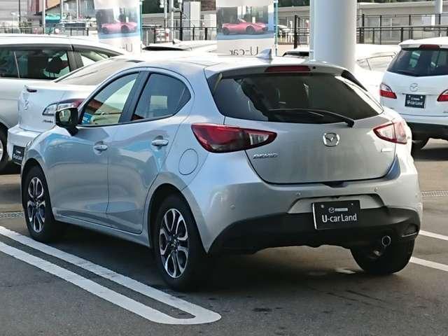 「マツダ」「デミオ」「コンパクトカー」「富山県」の中古車6