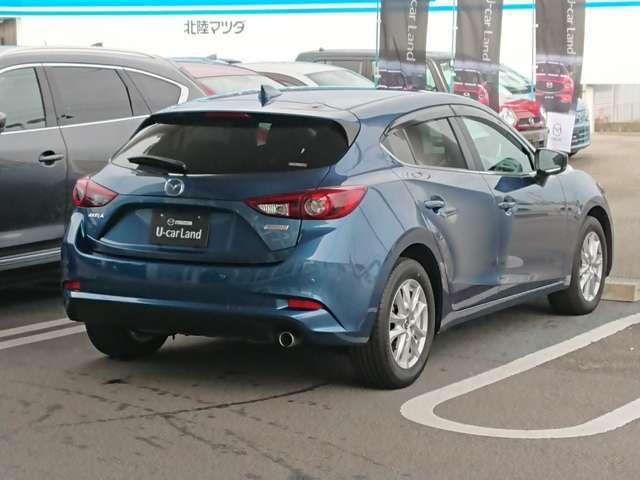 「マツダ」「アクセラスポーツ」「コンパクトカー」「富山県」の中古車2
