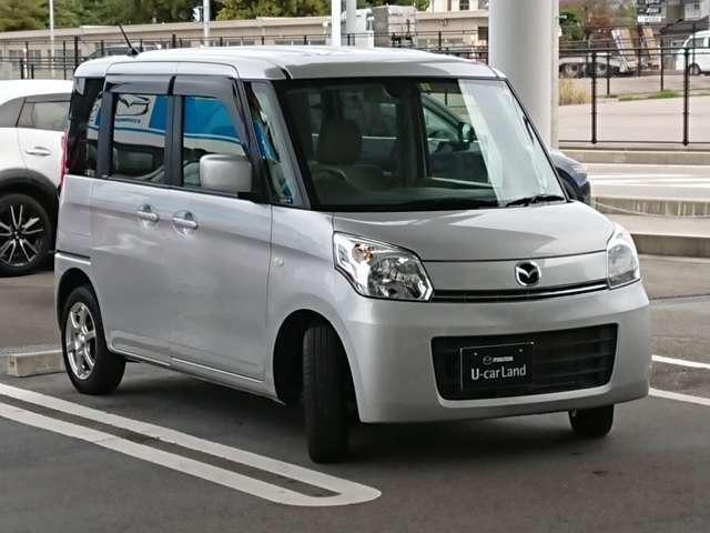 「マツダ」「フレアワゴン」「コンパクトカー」「富山県」の中古車5