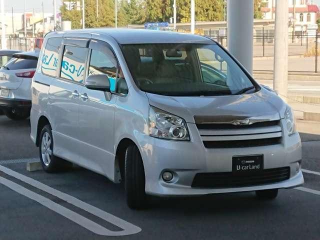 「トヨタ」「ノア」「ミニバン・ワンボックス」「富山県」の中古車5