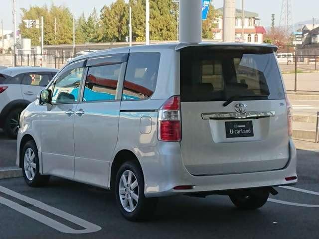 「トヨタ」「ノア」「ミニバン・ワンボックス」「富山県」の中古車6