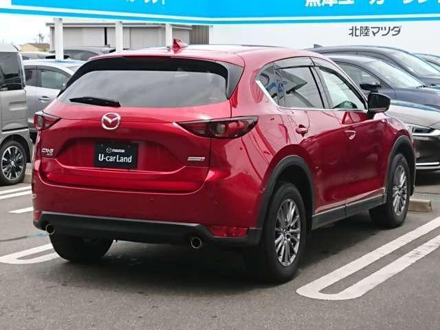 「マツダ」「CX-5」「SUV・クロカン」「富山県」の中古車2