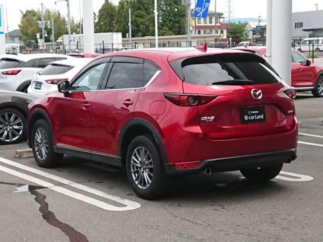 「マツダ」「CX-5」「SUV・クロカン」「富山県」の中古車6