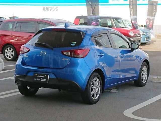 「マツダ」「デミオ」「コンパクトカー」「富山県」の中古車2