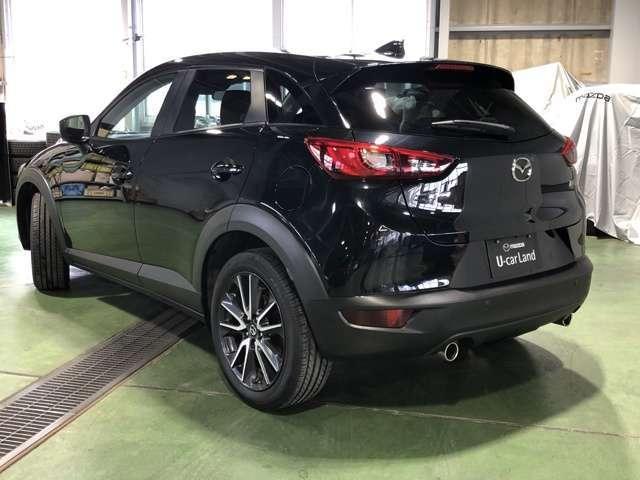 「マツダ」「CX-3」「SUV・クロカン」「石川県」の中古車4