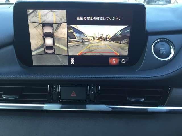 XD Lパッケージ ディーゼルターボ 360度カメラ付き(8枚目)