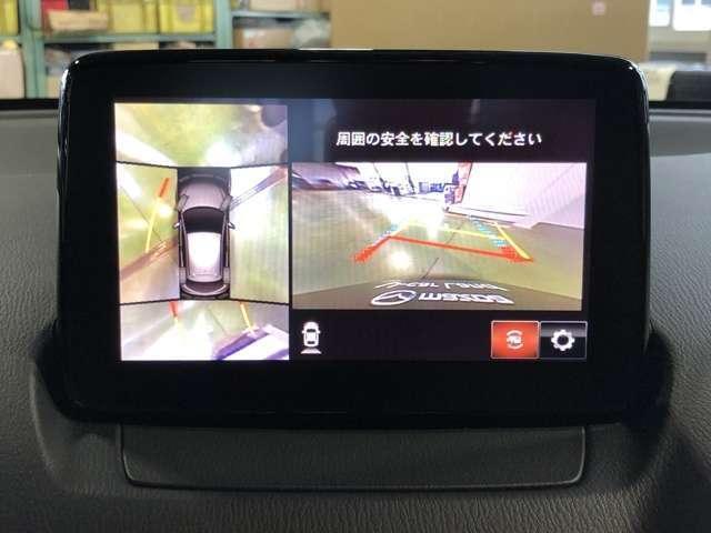 XDプロアクティブ ディーゼルターボ 360°カメラ付(11枚目)