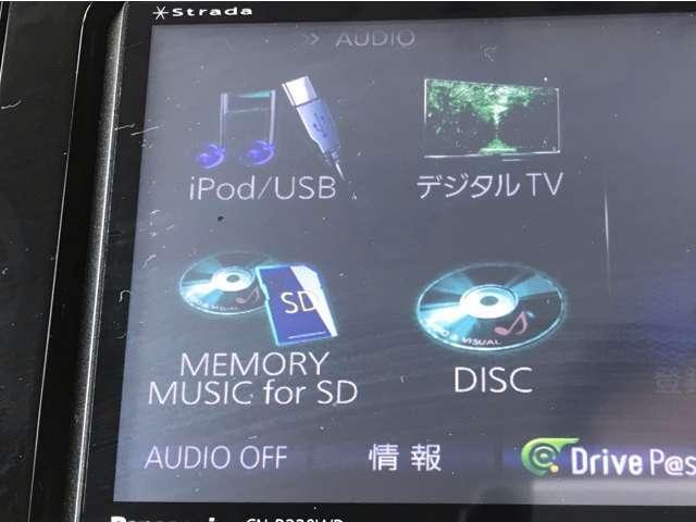 AV機能も多彩なソースに対応。