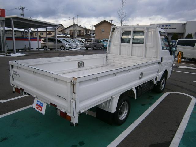 日産 バネットトラック スーパーローDX ダブルタイヤ ワンオーナー