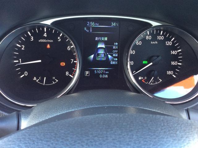日産 エクストレイル 20Xエマージェンシーブレーキパッケージ LEDライト