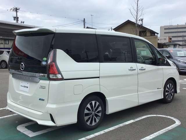 「日産」「セレナ」「ミニバン・ワンボックス」「石川県」の中古車2