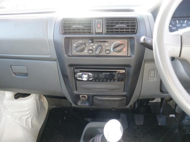 日産 クリッパーバン DX 4WD 5速MT AC パワステ CD 記録簿