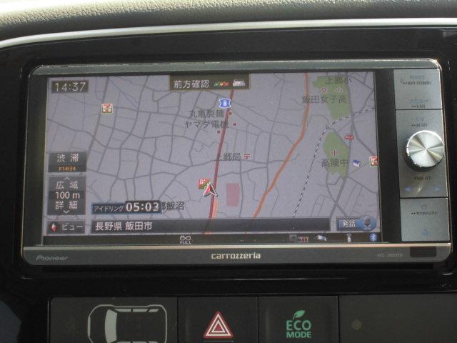 「三菱」「アウトランダーPHEV」「SUV・クロカン」「長野県」の中古車9