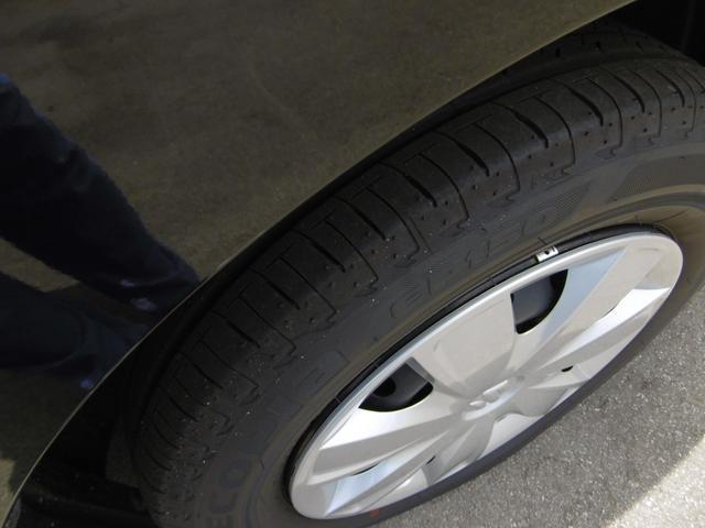タイヤの溝もたっぷり