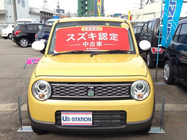 「スズキ」「アルトラパン」「軽自動車」「富山県」の中古車2