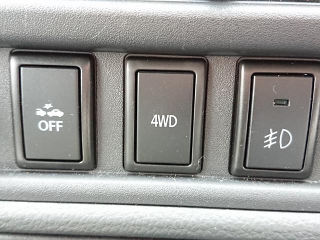 スーパーキャリイ X 4WD 5AGS ディスチャージ(5枚目)