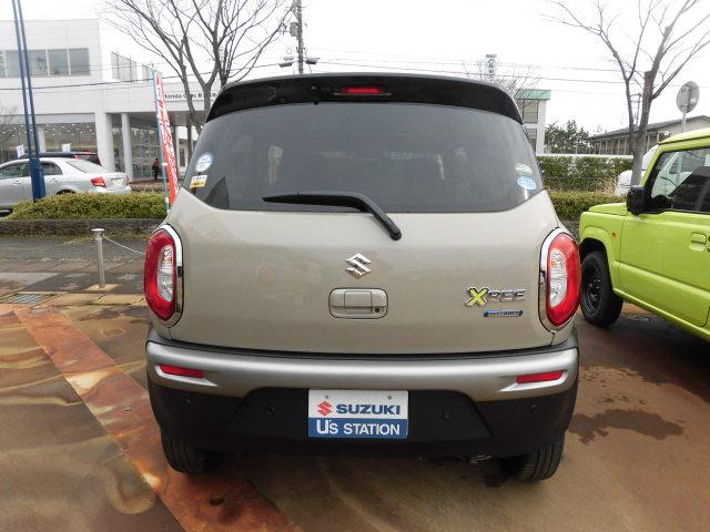 「スズキ」「クロスビー」「SUV・クロカン」「新潟県」の中古車5