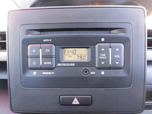 CDプレーヤー(AM/FMラジオ付)