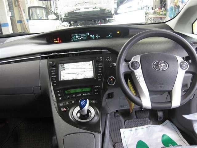 トヨタ プリウス S HDDナビ フルセグTV バックカメラ ETC