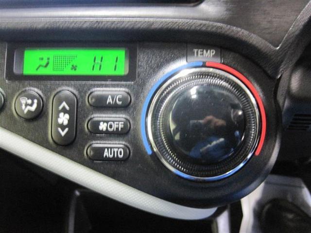 トヨタ アクア S メモリーナビ フルセグ LEDヘッドライト