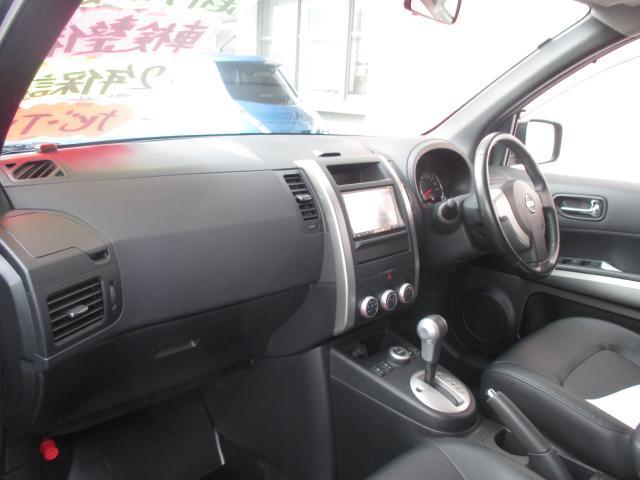 日産 エクストレイル 20X 4WD HDDナビ