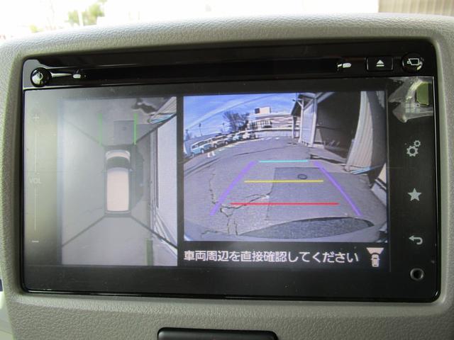 X 4WD 全方位モニターナビ/DCBS装着車(13枚目)