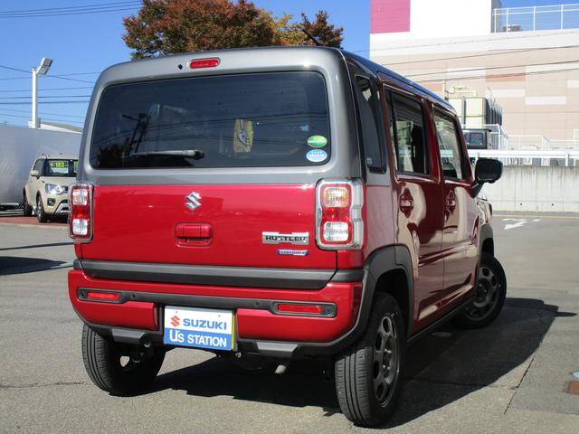 HYBRID G 4WD 全方位モニター付メモリーナビ装着車(2枚目)