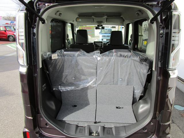 カスタム HYBRID XSターボ 4WD(50枚目)