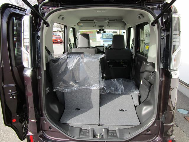 カスタム HYBRID XSターボ 4WD(52枚目)