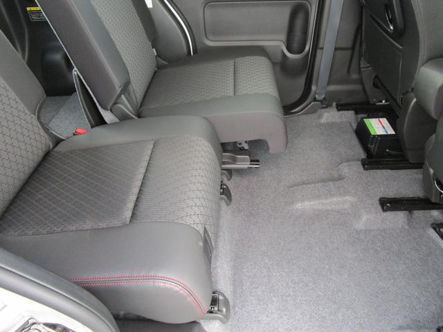 カスタム HYBRID XSターボ 4WD 2トーンルーフ(10枚目)