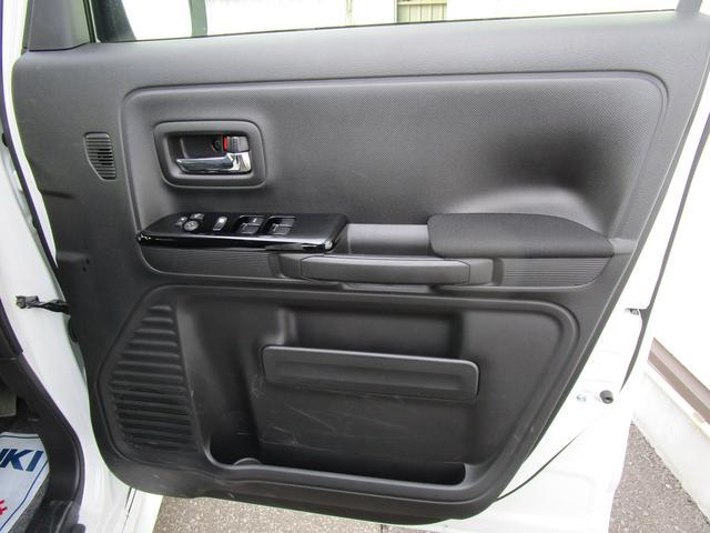 カスタム HYBRID XSターボ 4WD 2トーンルーフ(14枚目)