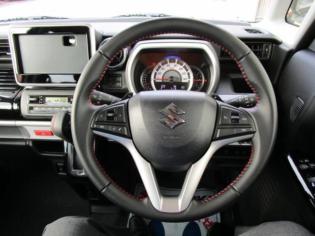 カスタム HYBRID XSターボ 4WD 2トーンルーフ(21枚目)