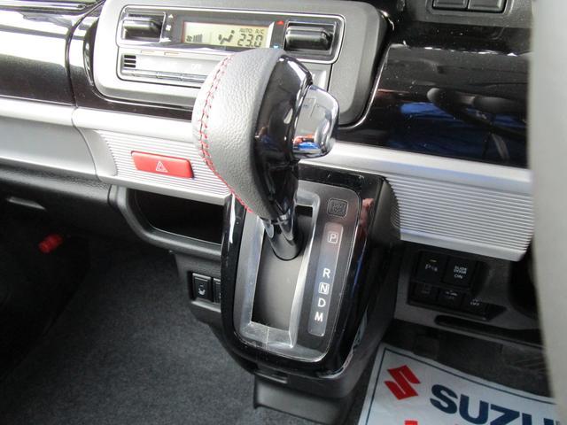 カスタム HYBRID XSターボ 4WD 2トーンルーフ(27枚目)