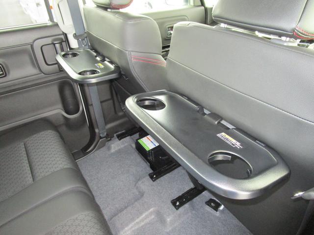カスタム HYBRID XSターボ 4WD 2トーンルーフ(45枚目)